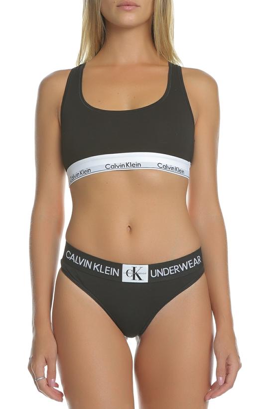Γυναικείο μπουστάκι CK Underwear UNLINED BRALETTE μαύρο (1406362 ... aaed918bd29