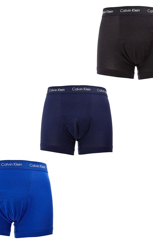 CK UNDERWEAR-Σετ μπόξερ Calvin Klein μπλε