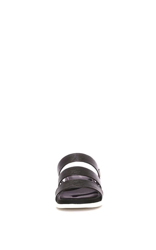 CALVIN KLEIN JEANS-Γυναικείες παντόφλες με λουράκια DALANA μαύρες