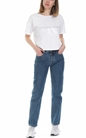 CALVIN KLEIN JEANS-Γυναικείο τζιν παντελόνι Calvin Klein Jeans μπλε