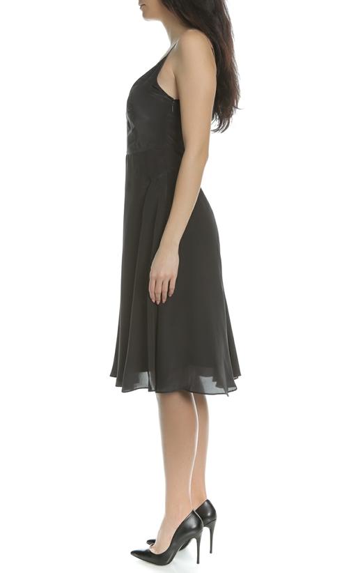 CALVIN KLEIN JEANS-Φόρεμα CALVIN KLEIN JEANS μαύρο