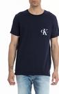 CALVIN KLEIN JEANS-Ανδρική μπλούζα Calvin Klein Jeans μπλε