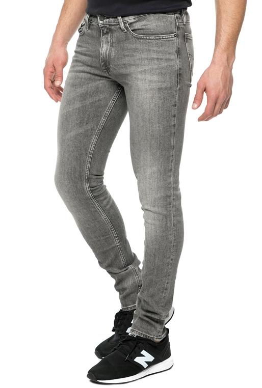 1230f51d52ba CALVIN KLEIN JEANS-Ανδρικό τζιν παντελόνι Calvin Klein Jeans γκρι