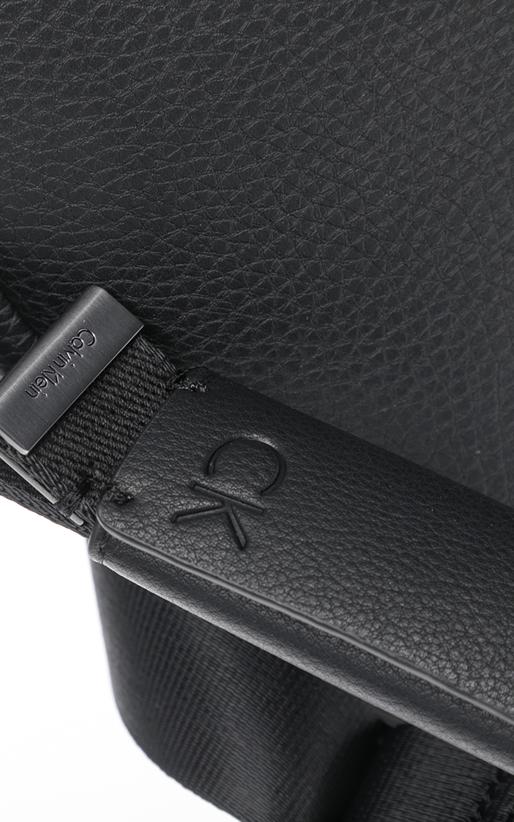 CALVIN KLEIN JEANS-Ανδρική τσάντα Calvin Klein Jeans μαύρη