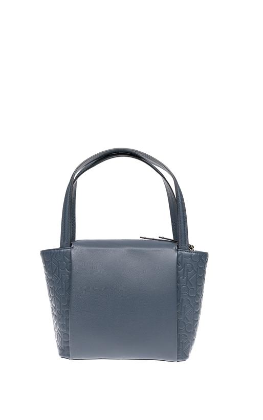 CALVIN KLEIN JEANS-Γυναικεία τσάντα Calvin Klein Jeans μπλε