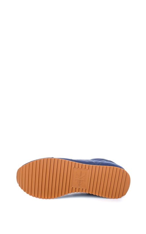 CALVIN KLEIN JEANS-Ανδρικά sneakers CALVIN KLEIN JEANS GRAPH μπλε