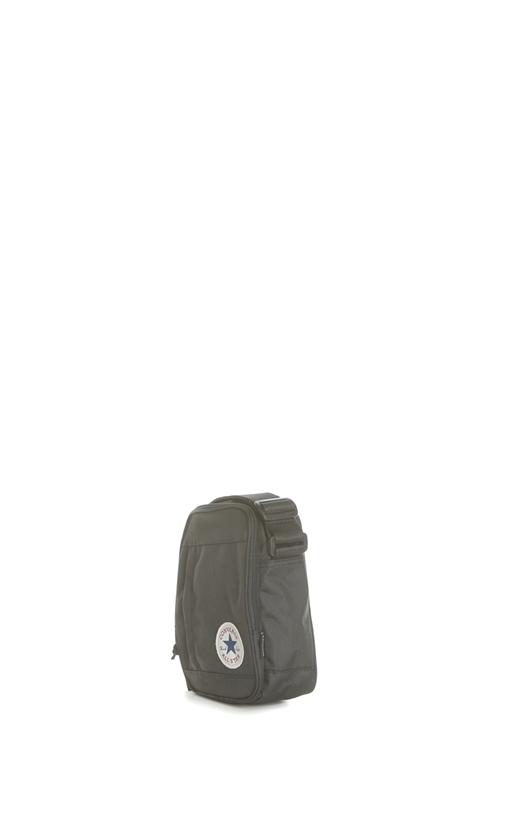 CONVERSE-Unisex τσάντα ώμου Poly Cross Body CONVERSE μαύρο