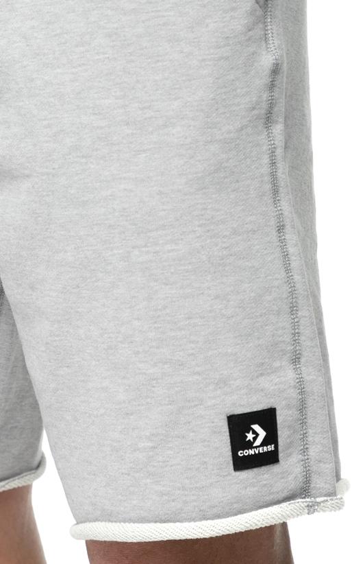 CONVERSE-Ανδρική βερμούδα Converse γκρι