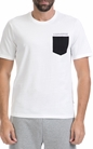 CONVERSE-Αντρική μπλούζα CONVERSE άσπρη