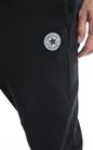 CONVERSE-Ανδρική φόρμα Converse μαύρη