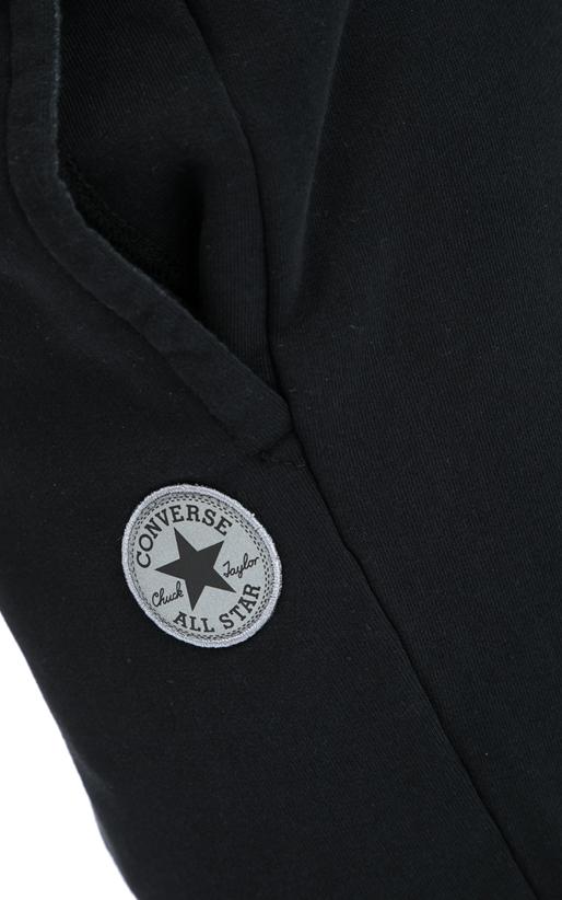 CONVERSE-Ανδρική βερμούδα Converse μαύρη