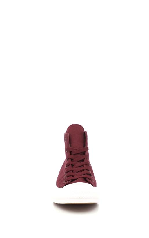 CONVERSE-Unisex παπούτσια Chuck Taylor All Star II Hi μπορντώ