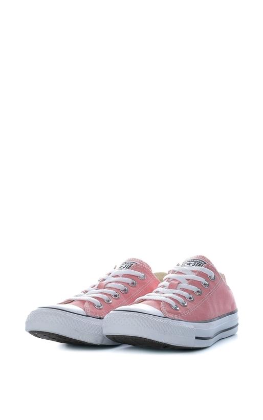 CONVERSE-Unisex παπούτσια Chuck Taylor All Star Ox CONVERSE ροζ