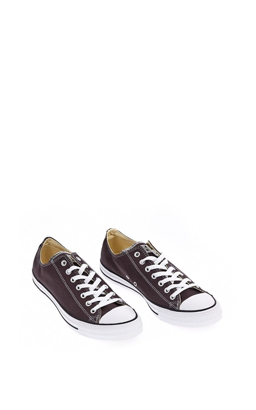 CONVERSE-Unisex παπούτσια Chuck Taylor All Star Ox καφέ-γκρι