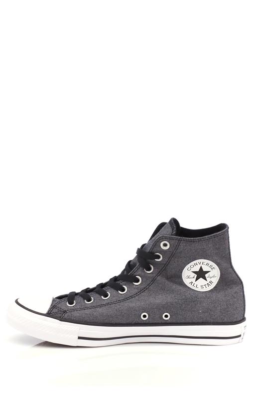 CONVERSE-Unisex παπούτσια Chuck Taylor All Star Hi γκρι-μπλε