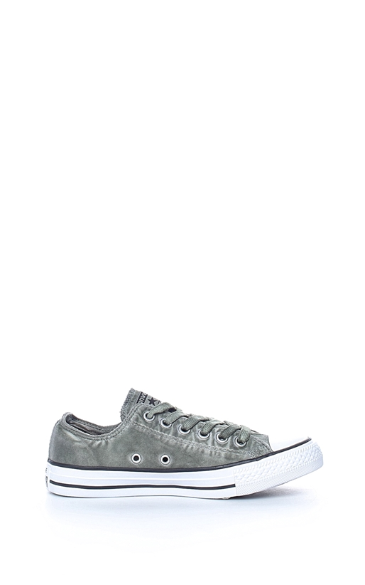 CONVERSE-Unisex παπούτσια Chuck Taylor All Star Ox χακί-γκρι