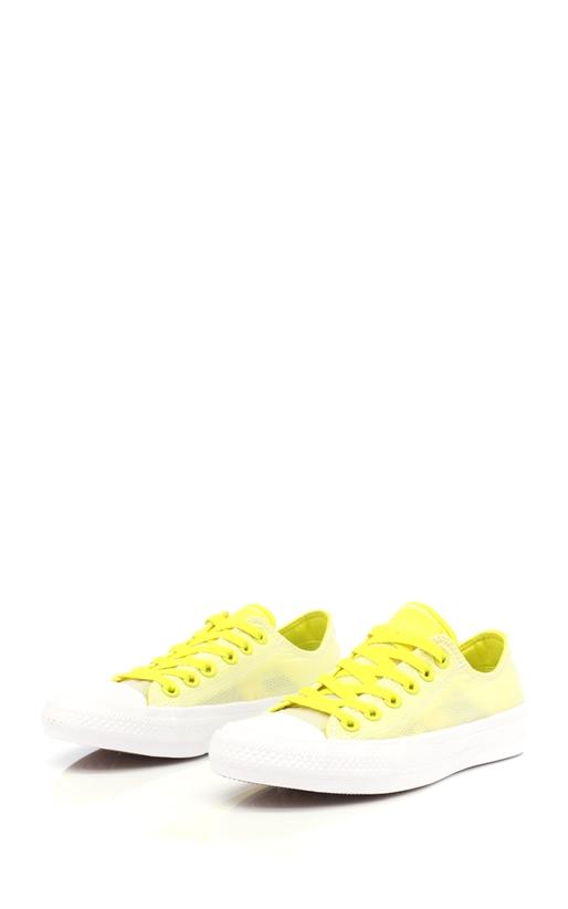 CONVERSE-Unisex παπούτσια Chuck Taylor All Star II Ox κίτρινα