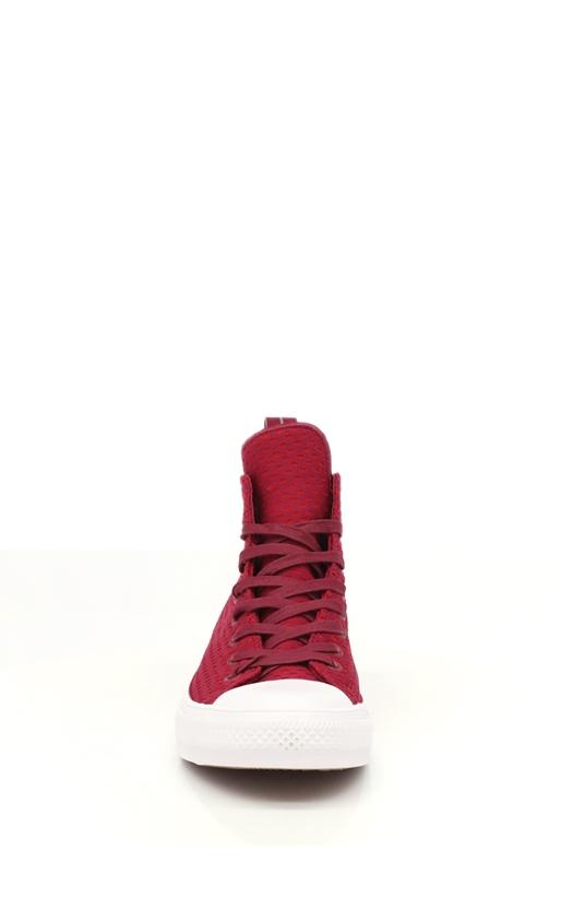 CONVERSE-Unisex παπούτσια Chuck Taylor All Star Hi κόκκινα