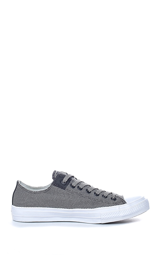 Unisex Chuck Taylor All Star II Ox γκρι-μαύρα - CONVERSE (1513651 ... a59fba75aeb
