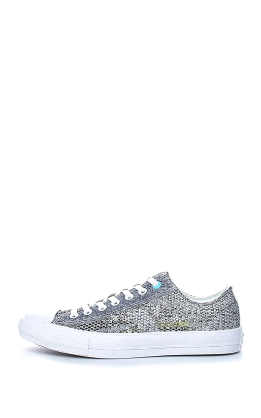CONVERSE-Unisex παπούτσια Chuck Taylor All Star II Ox γκρι