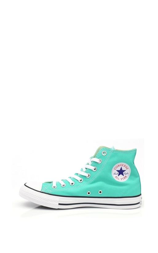 CONVERSE-Unisex παπούτσια Chuck Taylor AS HI πράσινα