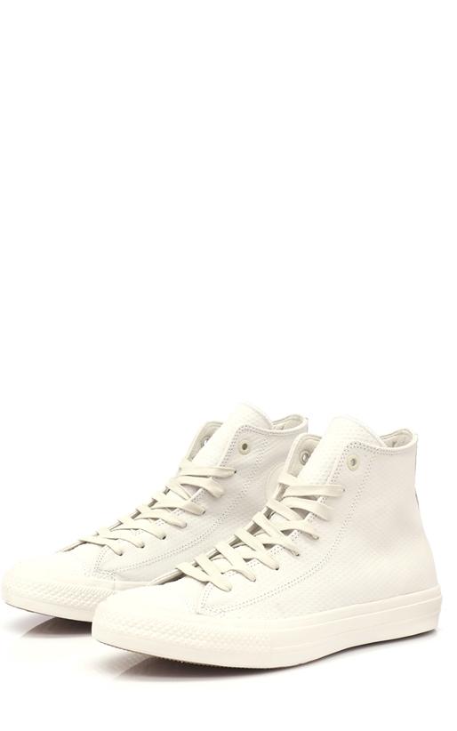 CONVERSE-Unisex παπούτσια Chuck Taylor All Star II Hi λευκά
