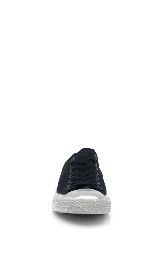 CONVERSE-Unisex παπούτσια CT Ox Canvas Color Rubber μαύρα