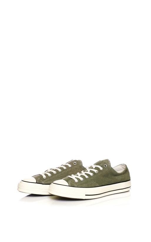 CONVERSE-Unisex παπούτσια CONVERSE Chuck Taylor All Star 1970s Ox χακί