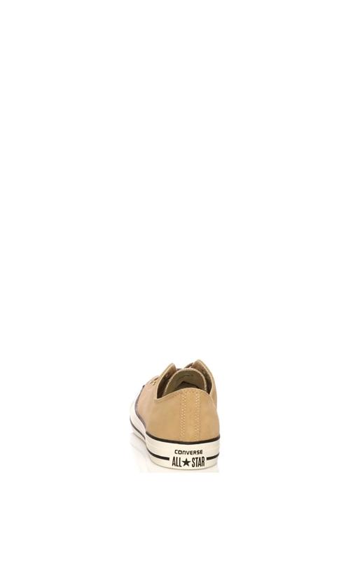 CONVERSE-Unisex παπούτσια CONVERSE Chuck Taylor All Star Ox καφέ