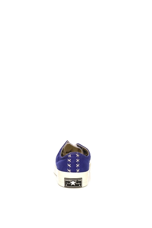 CONVERSE-Υφασμάτινα παπούτσια CONVERSE QS CTAS '70 FRENCH WORKWEAR OX μπλε