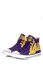 CONVERSE-Unisex μποτάκια Converse Chuck Taylor Nba Los Angeles Lakers