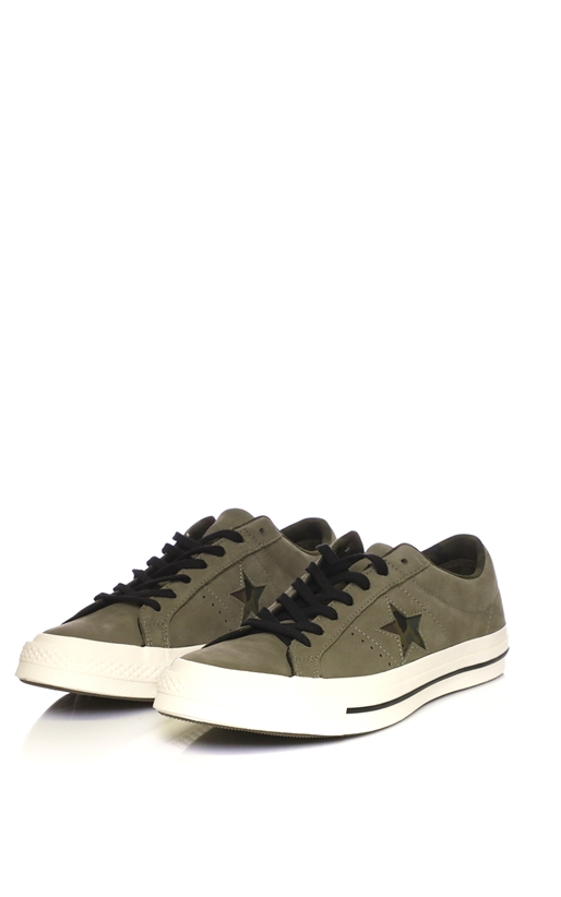 CONVERSE-Ανδρικά sneakers Converse One Star Ox χακί
