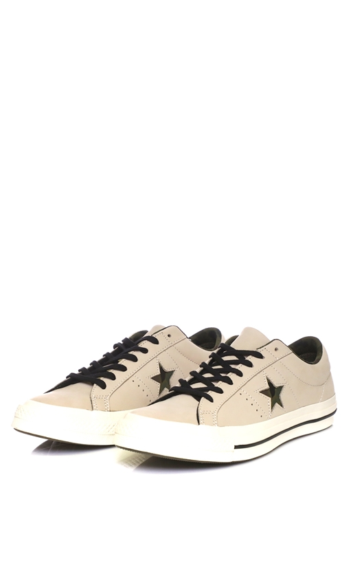 CONVERSE-Ανδρικά sneakers Converse  One Star Ox εκρού