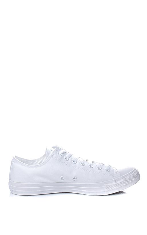 CONVERSE-Unisex παπούτσια Chuck Taylor All Star Ox λευκά