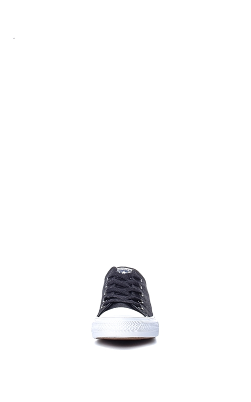 CONVERSE-Unisex παιδικά παπούτσια Chuck Taylor All Star II Ox CONVERSE μαύρα
