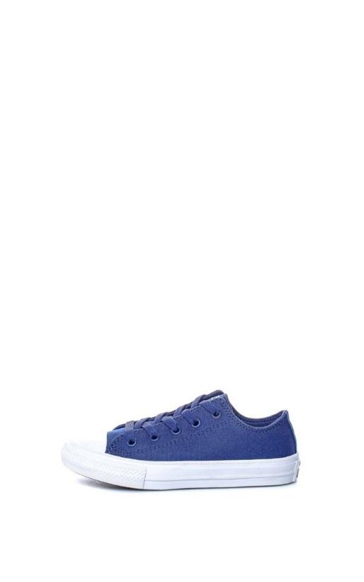 CONVERSE-Unisex παιδικά παπούτσια Chuck Taylor All Star II Ox CONVERSE μπλε