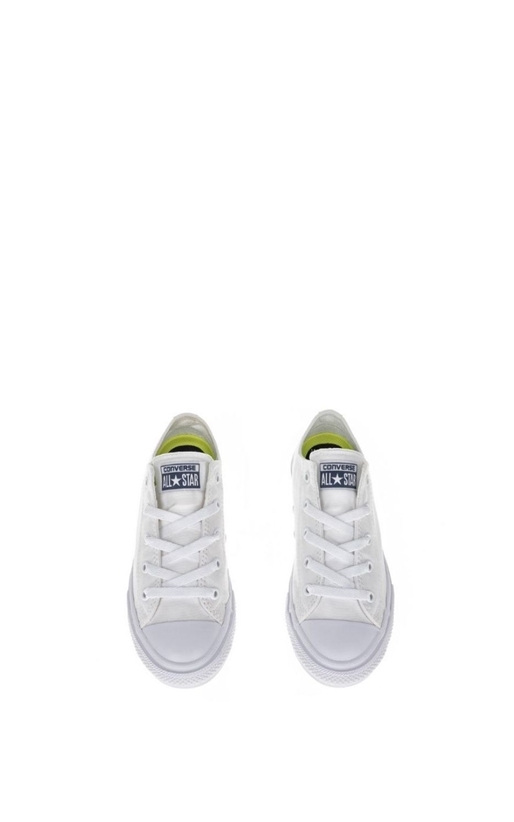 CONVERSE-Παιδικά sneakers Chuck Taylor All Star II Ox λευκά
