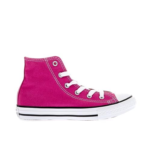 21b6d63a2de Παιδικά παπούτσια Chuck Taylor All Star Hi φούξια - CONVERSE ...