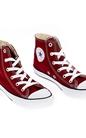 CONVERSE-Παιδικά παπούτσια Chuck Taylor All Star Hi κόκκινα