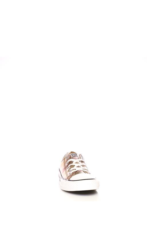 CONVERSE-Παιδικά sneakers Converse Chuck Taylor All Star Ox χρυσά μεταλλικά af44cffe512