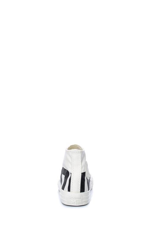 CONVERSE-Παιδικά παπούτσια CONVERSE Chuck Taylor All Star Hi λευκά