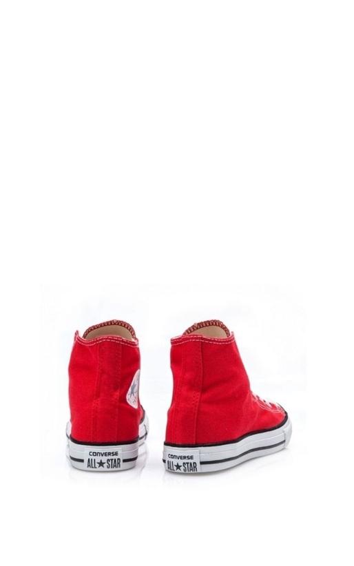 CONVERSE-Παιδικά μποτάκια Chuck Taylor κόκκινα