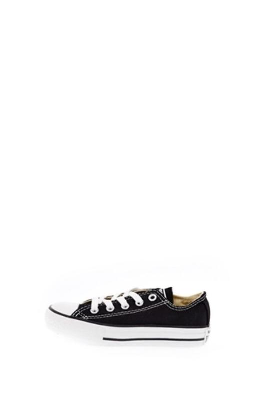 CONVERSE-Παιδικά παπούτσια Chuck Taylor All Star Ox μαύρα