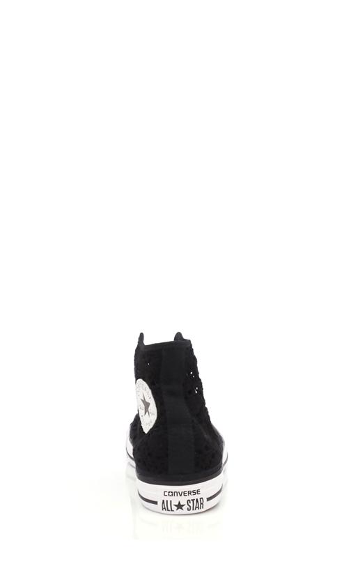 CONVERSE-Γυναικεία παπούτσια Chuck Taylor AS Core HI μαύρα