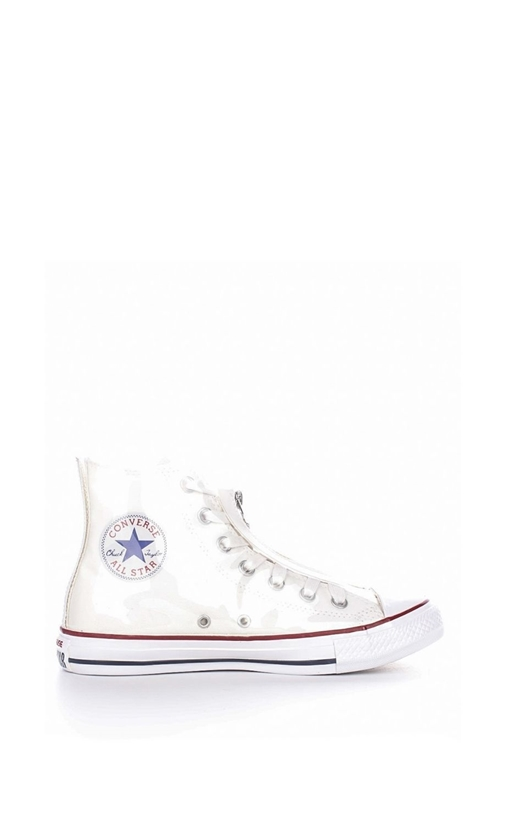 CONVERSE-Αδιάβροχα sneakers Chuck Taylor All Star Shroud λευκά