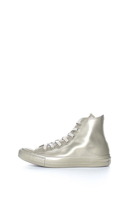 CONVERSE-Αδιάβροχα sneakers Chuck Taylor All Star Μetallic χρυσά