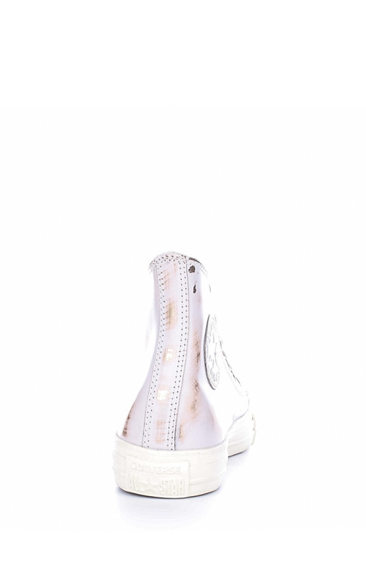 CONVERSE-Γυναικεία sneakers Chuck Taylor All Star Brush Off λευκά