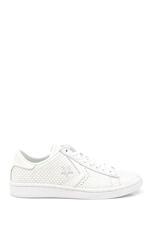 CONVERSE-Γυναικεία παπούτσια CONVERSE λευκά