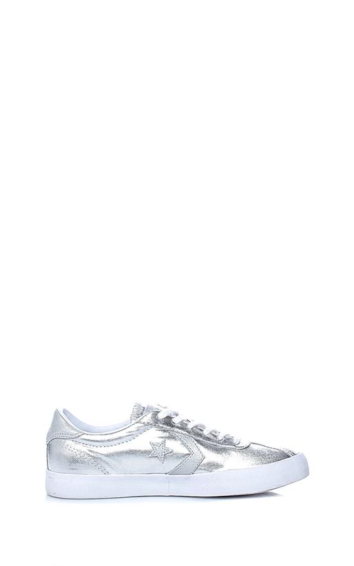 CONVERSE-Γυναικεία παπούτσια Breakpoint Ox ασημί απόχρωση