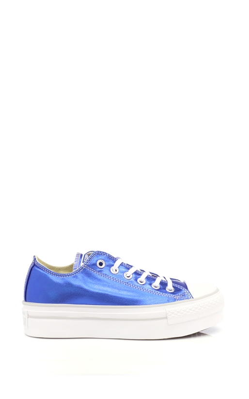 CONVERSE-Γυναικεία παπούτσια Chuck Taylor μπλε
